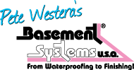 Basement Systems USA Serving Pennsylvania, Delaware, Maryland and New Jersey