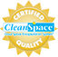 Certified CleanSpace Quality